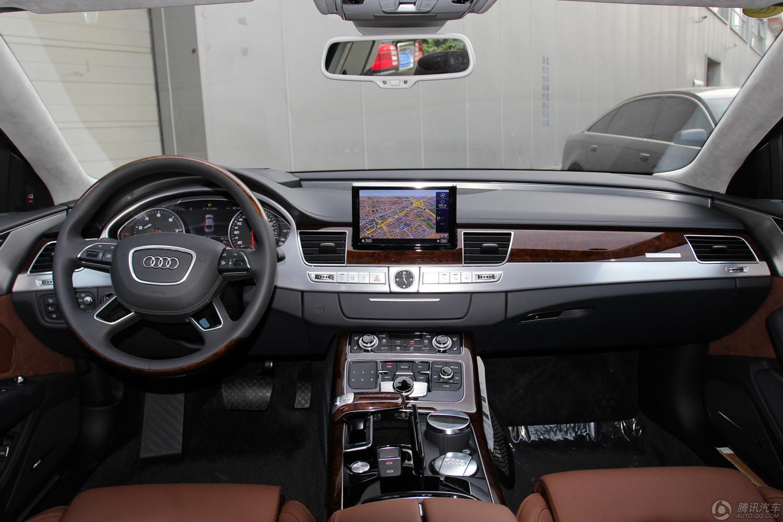 奥迪A8L 2014款 6.3 FSI W12 quattro专享型