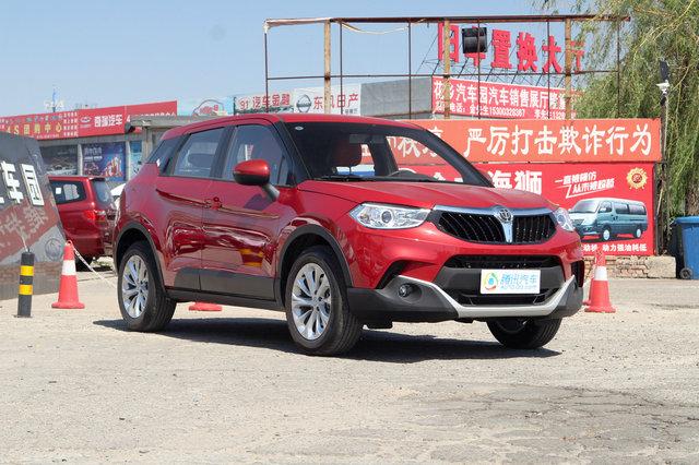 中华V3  2015款 1.5L MT酷悦型