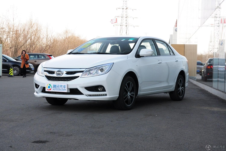 [腾讯行情]广州 比亚迪速锐优惠8000元