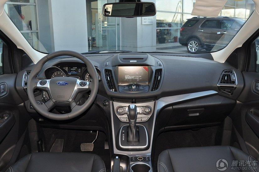 福特翼虎 2015款 2.0T GTDi 四驱精英型