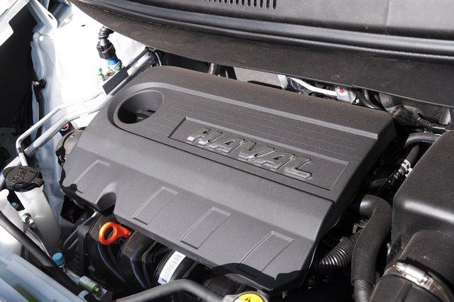 哈弗H1 2015款 1.5L AMT豪华型