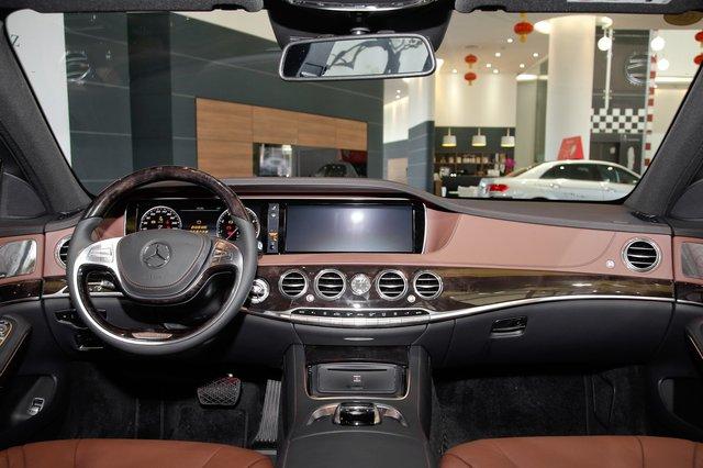 奔驰迈巴赫S级 2015款 S 400 4MATIC