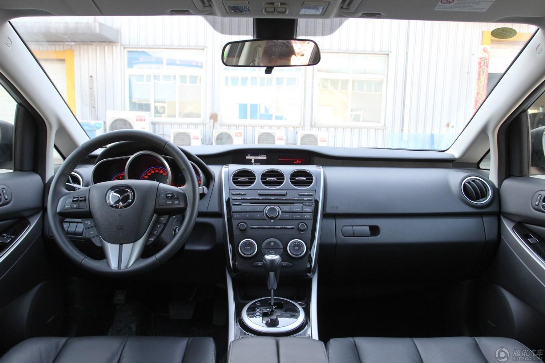 马自达CX-7  2014款 2.5L AT两驱尊贵版