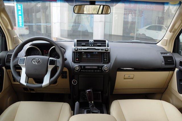 丰田 普拉多 2015款 2.7L AT豪华版