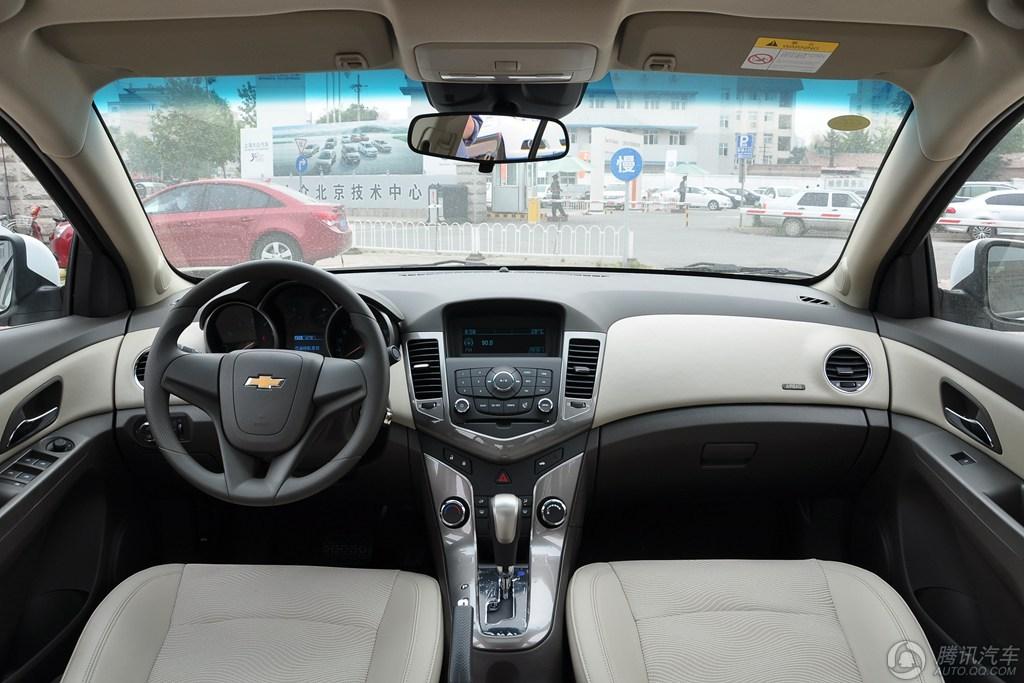 雪佛兰 科鲁兹 2014款 经典 1.5L 自动SE