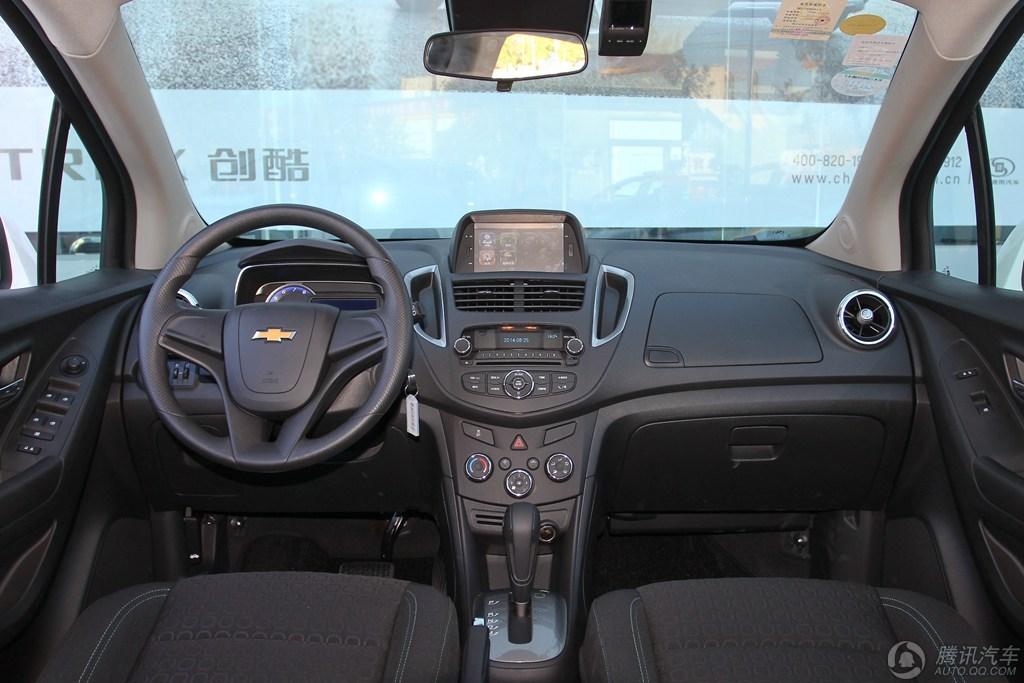 雪佛兰 TRAX创酷 2014款 1.4T AT两驱舒适型
