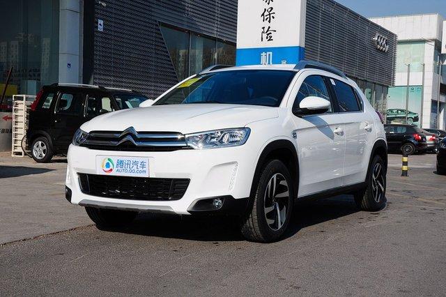 雪铁龙C3-XR 2015款 1.6L AT先锋型