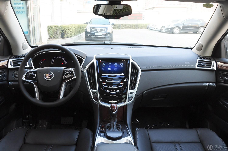 凯迪拉克SRX 2015款 3.0L AT舒适型