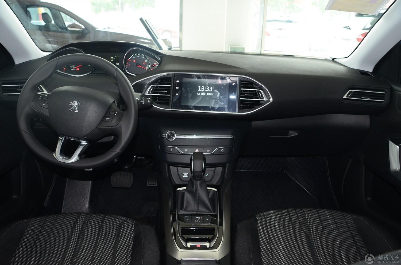 标致 标致308S 2015款 1.6T AT劲驰版