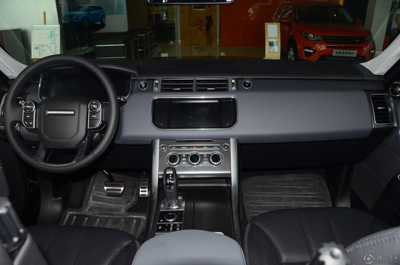 路虎 揽胜运动版 2015款 3.0 V6 SC HSE
