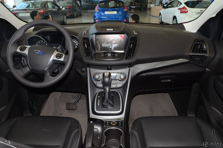 福特 翼虎 2015款 2.0T GTDi 四驱精英型
