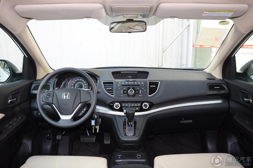 本田CR-V  2015款 2.0L CVT两驱都市版