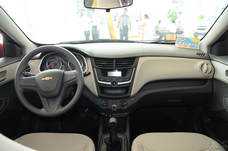 雪佛兰 赛欧3 2015款 1.3L MT温馨版
