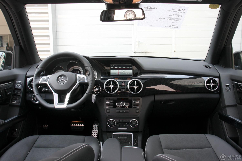 奔驰 奔驰GLK级 2014款 GLK200 标准型