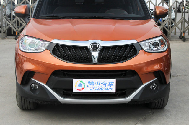 中华 V3 2015款 1.5L 自动天窗型 炫舞橙
