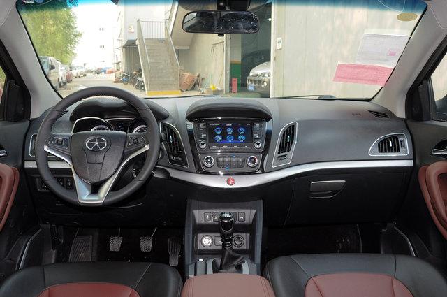 江淮 第二代瑞风S5 2015款 1.5T MT豪华型
