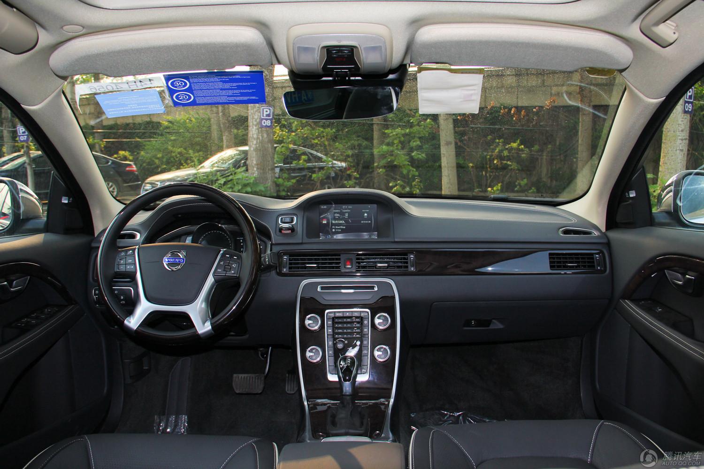 沃尔沃 沃尔沃S80L 2015款 2.0T T5 AT智尊行政版