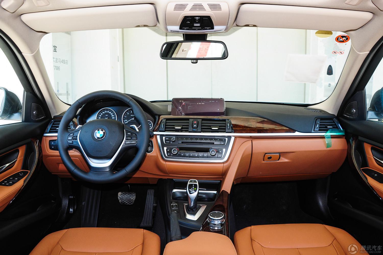 宝马3系 2015款 320Li 超悦版豪华设计套装