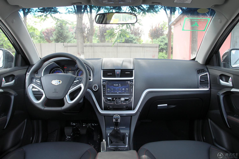 吉利新帝豪 2015款 三厢 1.5L MT向上版