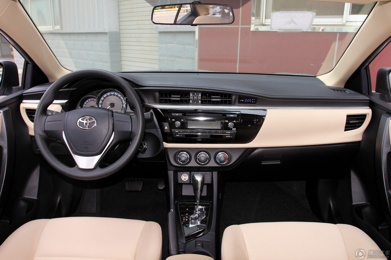 丰田 雷凌 2015款 1.6E CVT新锐版