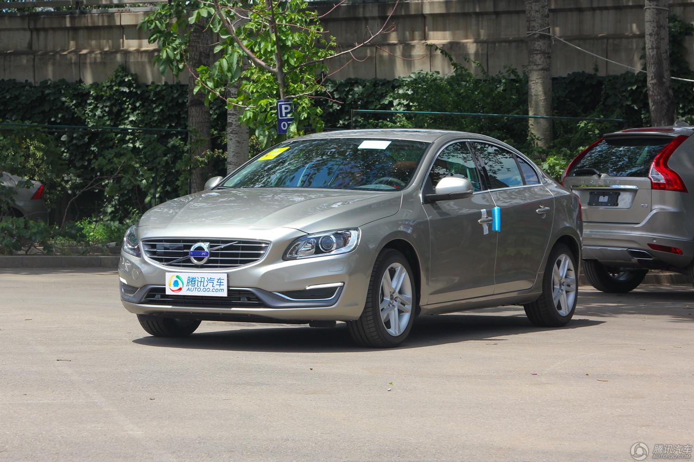 [腾讯行情]广州 沃尔沃S60L最高优惠6万