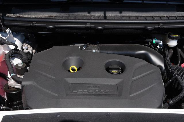 福特 锐界 2015款 2.0T GTDi AT两驱精锐型