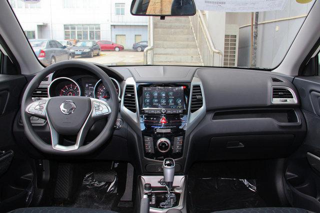 双龙 蒂维拉 2015款 1.6L AT两驱致尚版