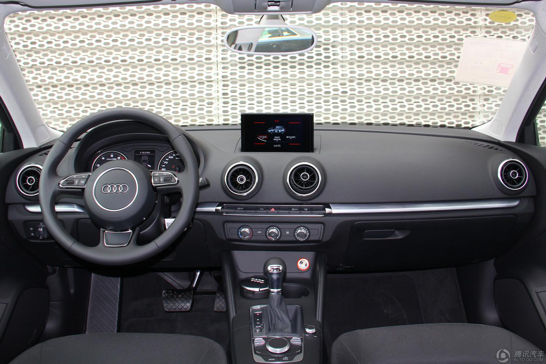 奥迪 奥迪A3 2015款 Sportback 35 TFSI 百万纪念智领型