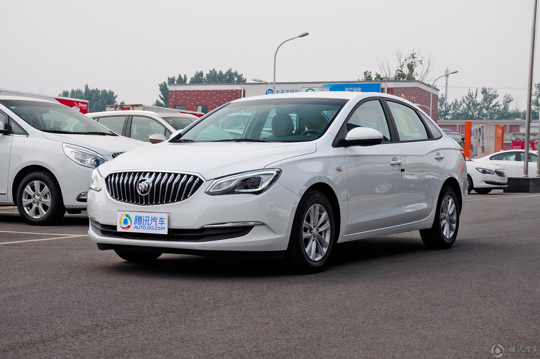 [腾讯行情]广州 全新英朗现金优惠1.5万