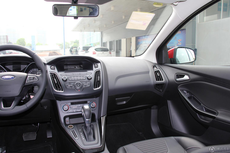 福特 福克斯 2015款 三厢 1.6l dct风尚型