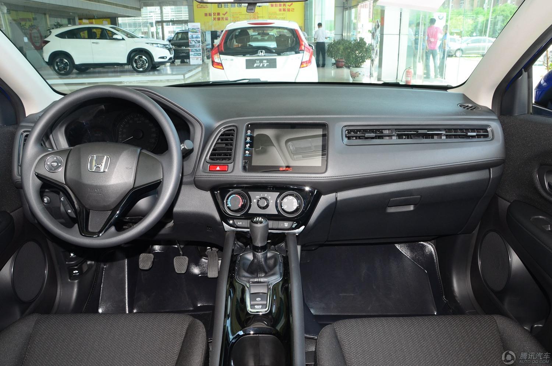 本田 缤智 2015款 1.5L MT两驱舒适型