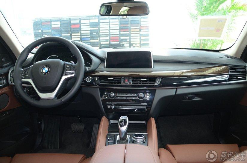 宝马 宝马X6 2015款 xDrive35i 豪华型