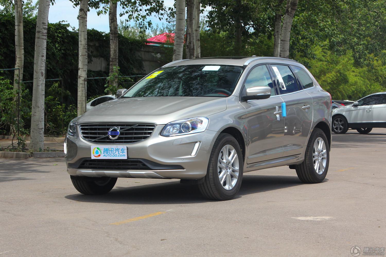 [腾讯行情]广州 沃尔沃XC60最高优惠7万