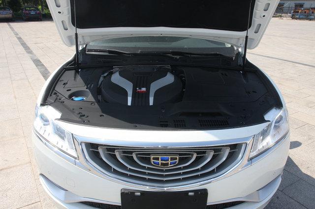 吉利汽车 博瑞 2015款 1.8T AT尊贵型