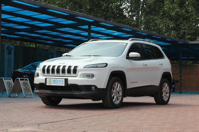 Jeep 自由光 2015款 2.4L AT精英版