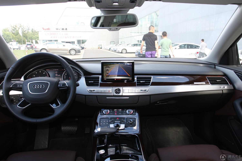 奥迪 奥迪A8L 2014款 45 TFSI quattro豪华型