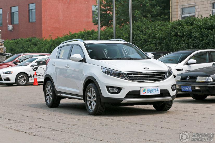 [腾讯行情]南宁 起亚智跑购车优惠2.8万元