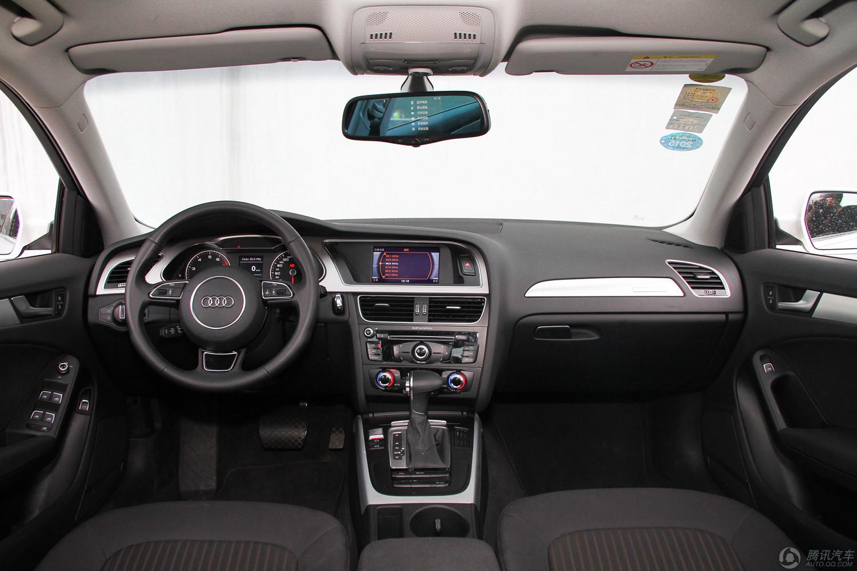 奥迪A4L 2015款 45 TFSI quattro个性运动型