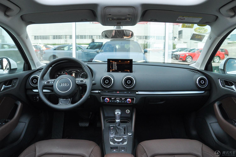 奥迪A3 2015款 Sportback 40 TFSI 舒适型