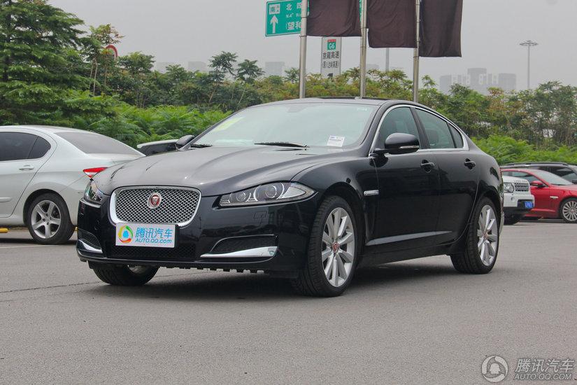 [腾讯行情]南宁 捷豹XF部分车型优惠16万