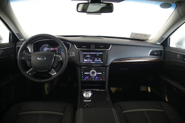 福特金牛座 2016款 2.7L GTDi旗舰型