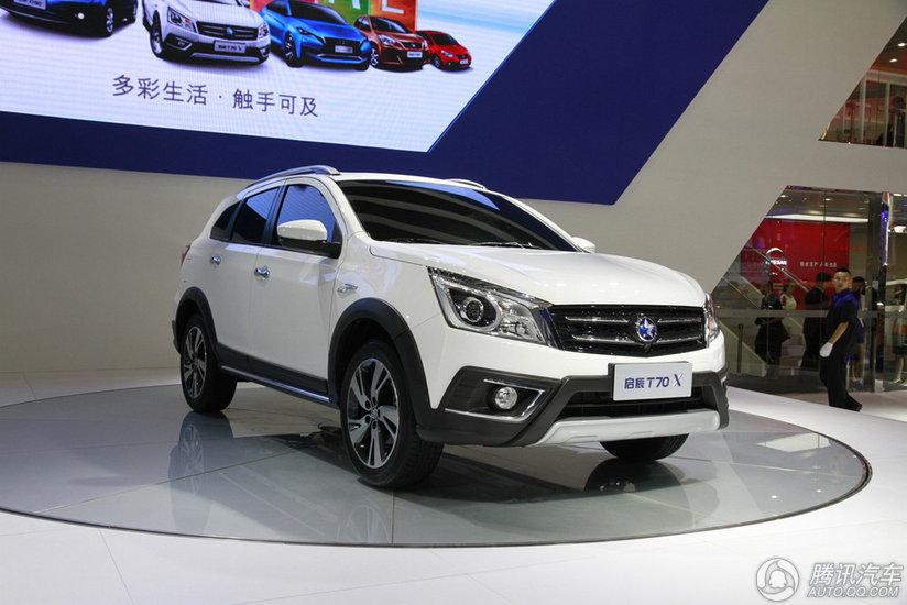 [腾讯行情]桂林 启辰T70X促销优惠4000元