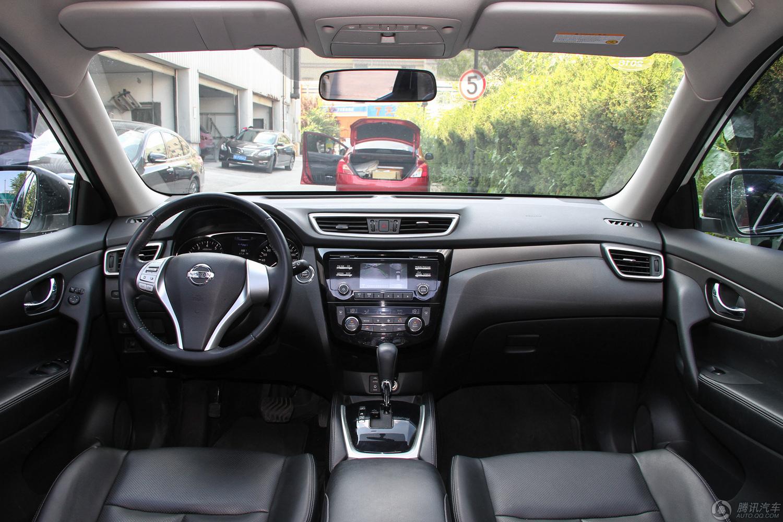 日产 奇骏  2014款 2.0L CVT两驱舒适版