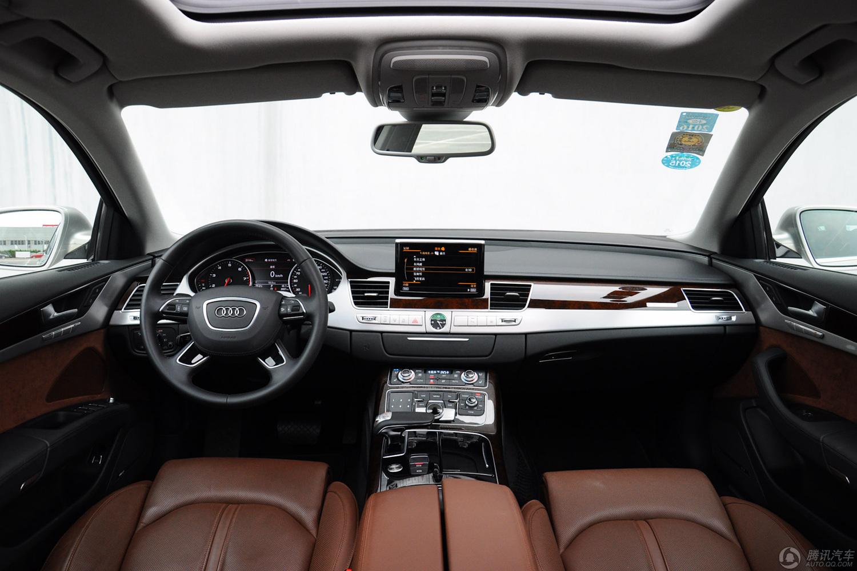 奥迪A8L  2014款 45 TFSI quattro豪华型