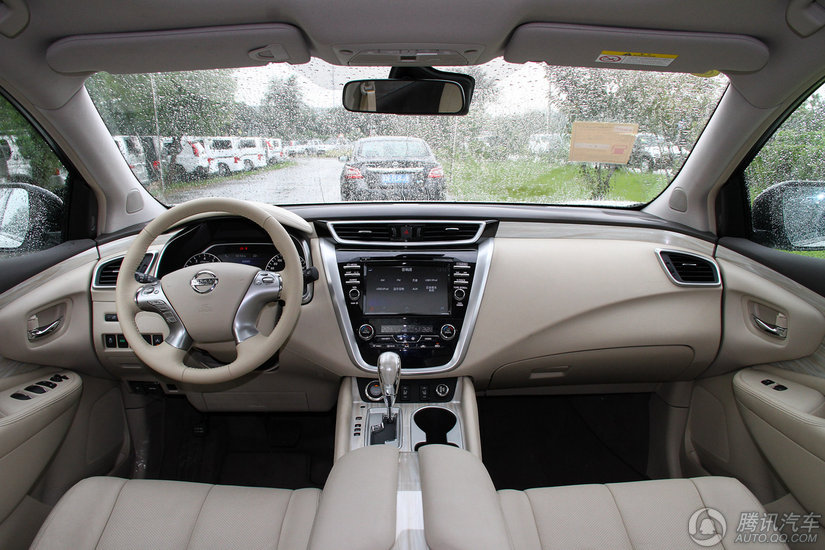 日产 楼兰  2015款 2.5L CVT XL NAVI 两驱智享版