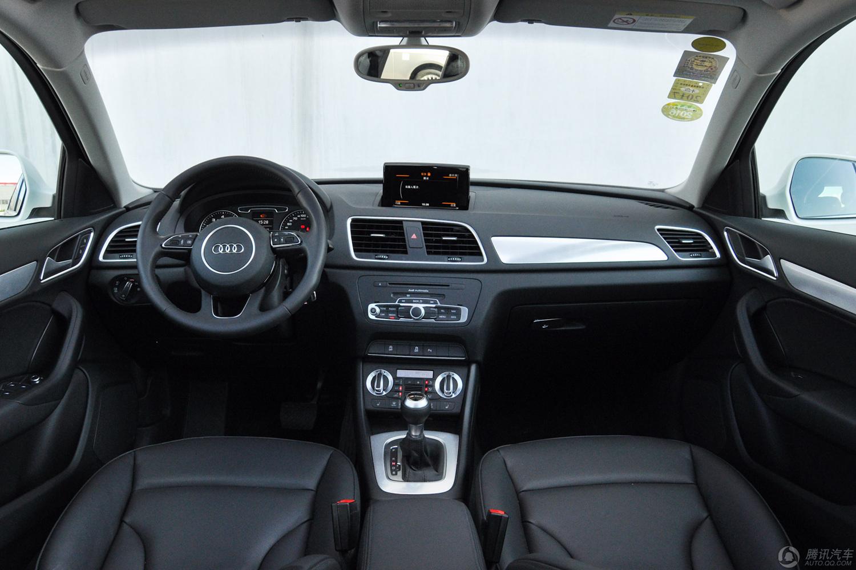 奥迪Q3  2015款 35 TFSI quattro 舒适型
