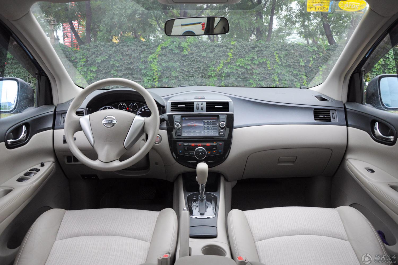 日产 骐达 2014款 1.6L CVT舒适型