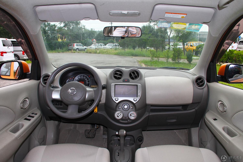 日产 玛驰 2010款 1.5XL AT易炫版