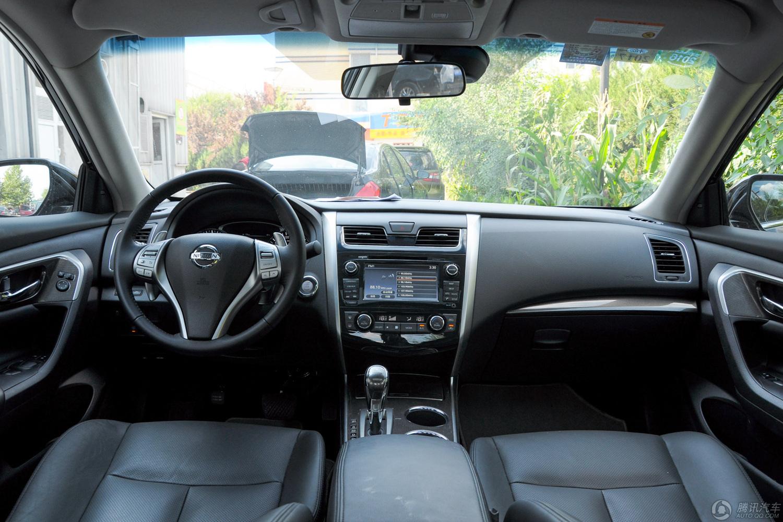 日产 天籁 2015款 2.5L CVT XL-NAVI Tech欧冠智享版