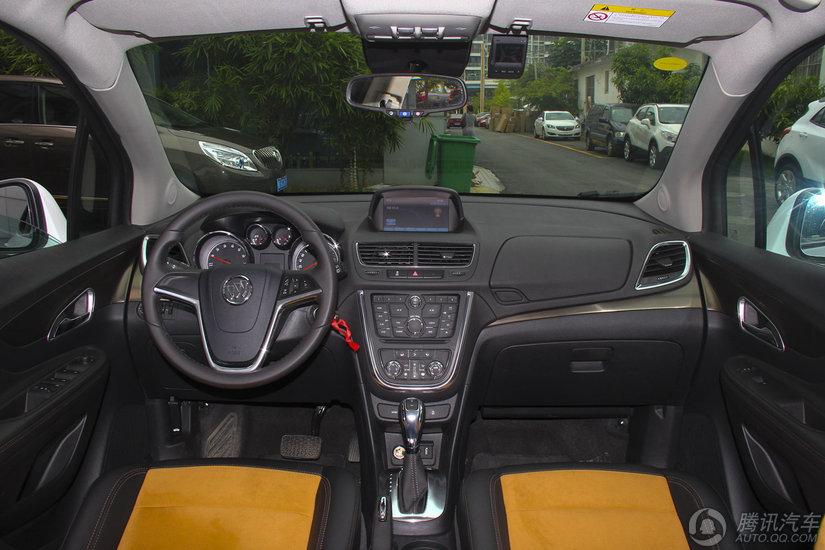 别克 昂科拉 2015款 1.4T AT两驱都市领先型